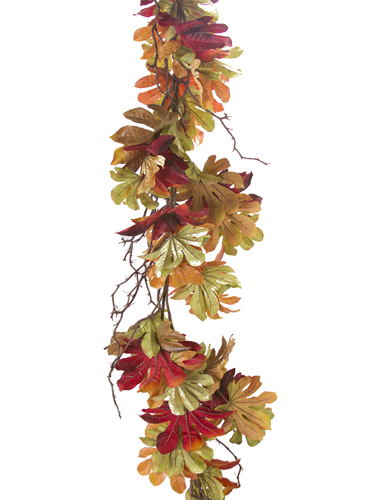 "Picture of 72""FATISIA JAPANIC GARLAND"
