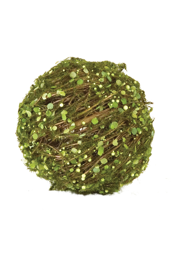 """Picture of 4"""" TWIG BALL W/PATCH"""