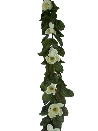 Picture of 6'MAGNOLIA FLOWER GARLAND