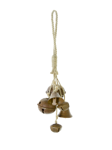 "Picture of 13"" MIXED BELL ORNAMENT"
