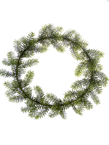 "Picture of 28"" SITKA PINE WREATH"