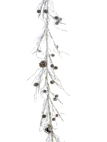 Picture of 5' TWIG/PCONE GARLAND