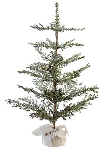 """Picture of 36"""" LONG CEDAR W/GLITTER TREE"""