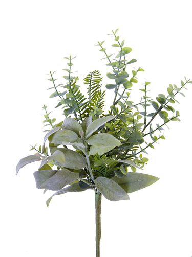 "Picture of 20""SAGE/EUC./FERN  BUSH"