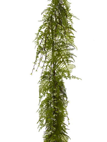 "Picture of 47"" ASPARAGUS FERN GARLAND"