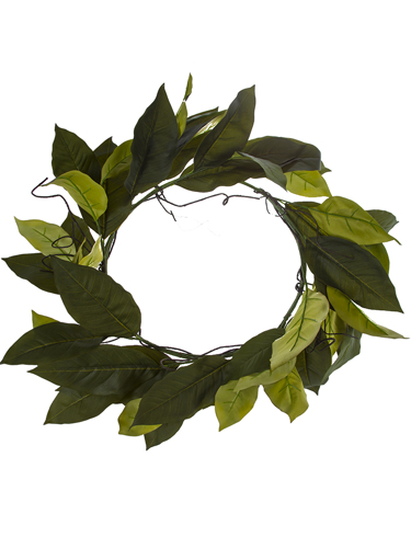 "Picture of 24"" BAYLEAF WREATH"