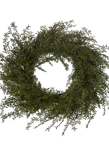 "Picture of 36"" ROSEMARY WREATH"