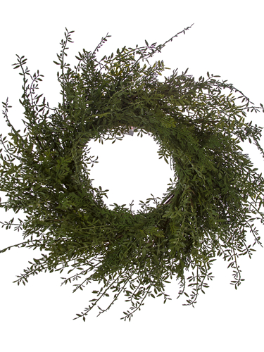 "Picture of 28"" ROSEMARY WREATH"