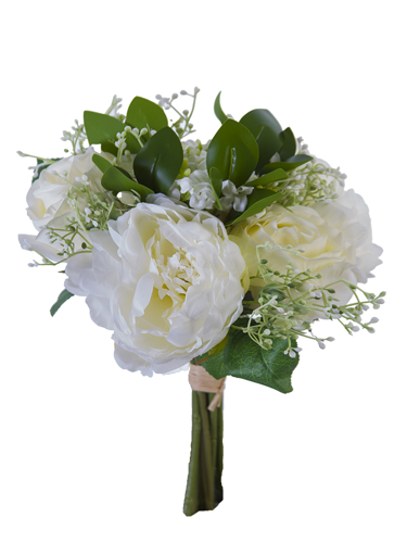 """Picture of 11.5"""" ROSE PEONY BUNDLE"""