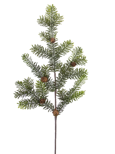 "Picture of 41"" SITKA  PINE SPRAY W/CONES"