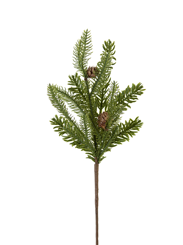 "Picture of 18"" MIX PINE SPRAY W/CONES"