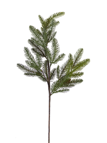 """Picture of 35"""" SPRUCE PINE SPRAY W/CONE"""