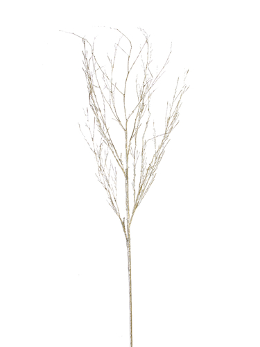 """Picture of 48"""" GLITTER TWIG SPRAY"""