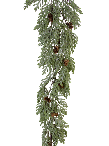 """Picture of 65""""BALD CYPRESS GARLAND"""