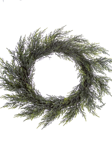 "Picture of 22"" JAPANESE CEDAR WREATH"