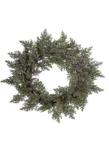 """Picture of 20"""" RED CEDAR  WREATH"""