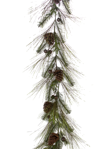 Picture of 6'GIANT PINE/FIR/CONE GARLAND