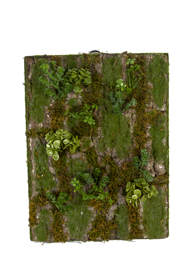 """Picture of 15""""X23"""" FOREST WALL PLAQUE"""