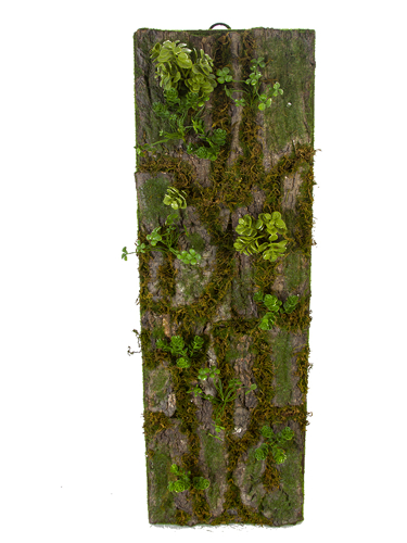 """Picture of 39""""X12"""" FOREST WALL PLAQUE"""