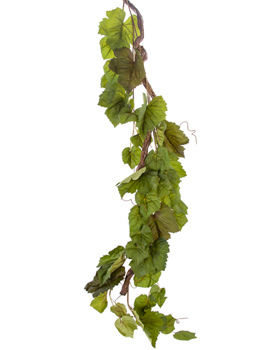 """Picture of 59"""" GRAPE LEAF GARLAND"""